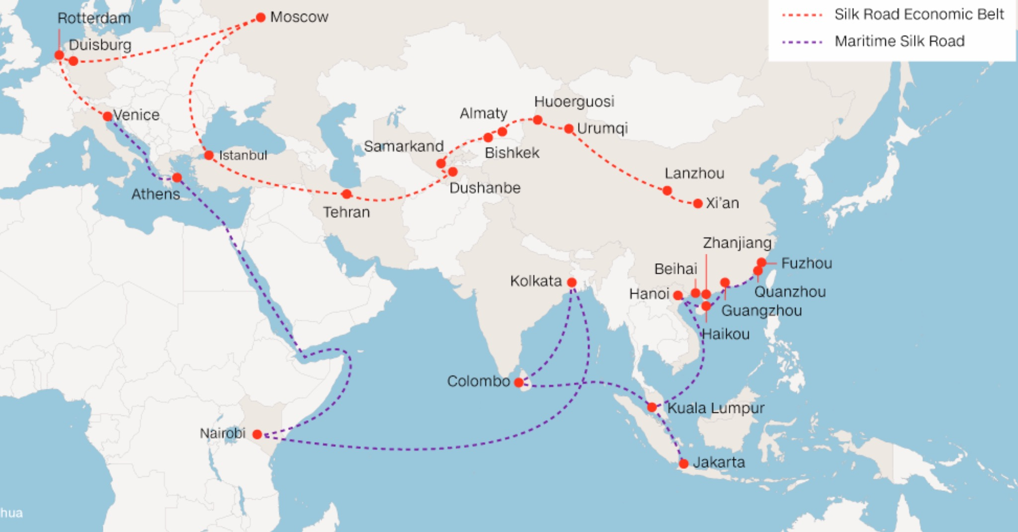 ONE BELT, ONE ROAD - GREAT INITIATIVE OR A ROAD TO NOWHERE