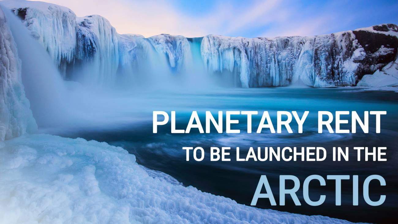 Planetary Rent to be launched in the Arctic