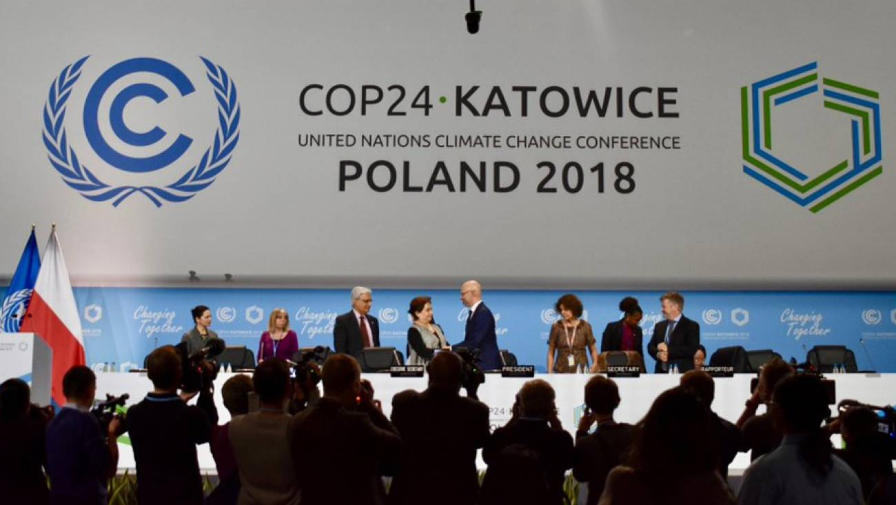 G-20 & COP24 (Planetary Concerns)